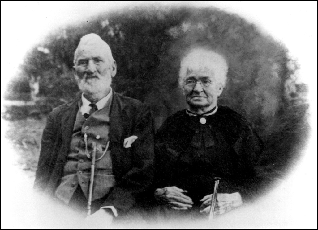 Norval and Permelia older